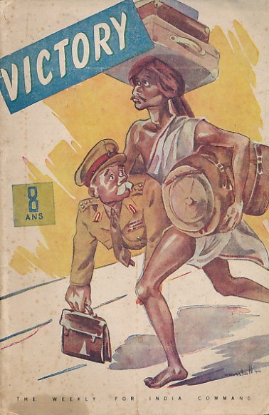 EDITOR - Victory. The Weekly for India Command. Volume XV, No 2. April 2 1945