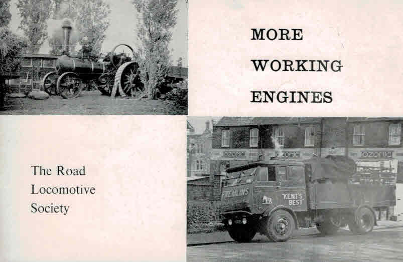 LOVE, W S [ED.] - More Working Engines