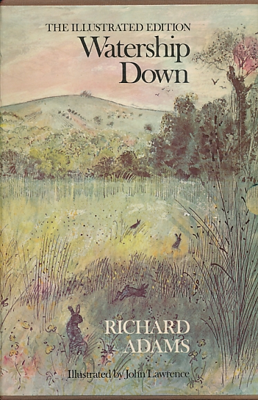an analysis of the themes in the novel watership down by richard adams Watership down by richard adams home / watership down analysis the epigraph expresses themes x and y which we see in the book.