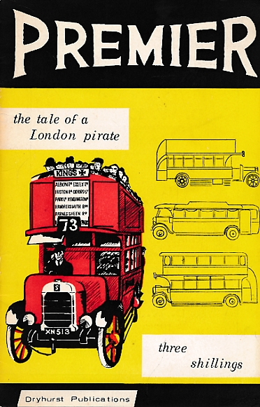 K. C. B - Premier. The Tale of a London Pirate