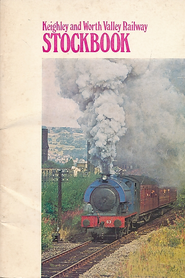 COX, J A - Keighley and Worth Valley Railway Stockbook