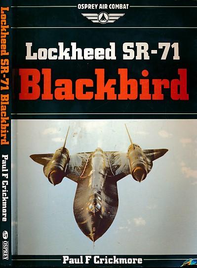 CRICKMORE, PAUL F - Lockheed Sr-71 Blackbird
