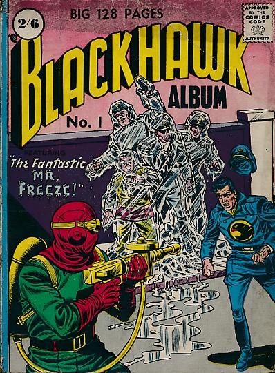 [CUIDERA, CHUCK] - Blackhawk Album No. 1