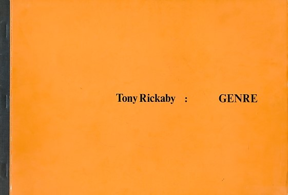 RICKABY, TONY - Genre