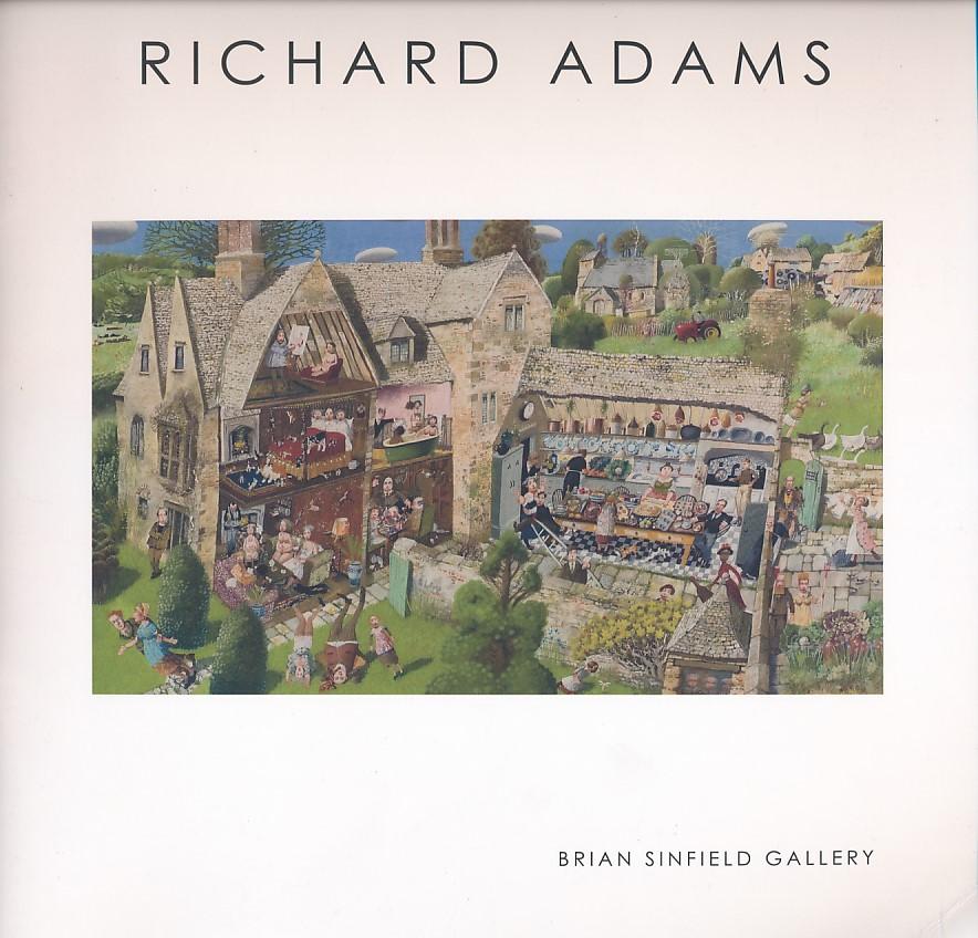 ADAMS, RICHARD - Richard Adams. Giong Places