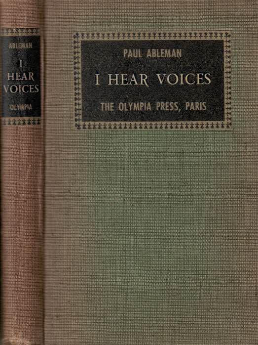 ABLEMAN, PAUL - I Hear Voices