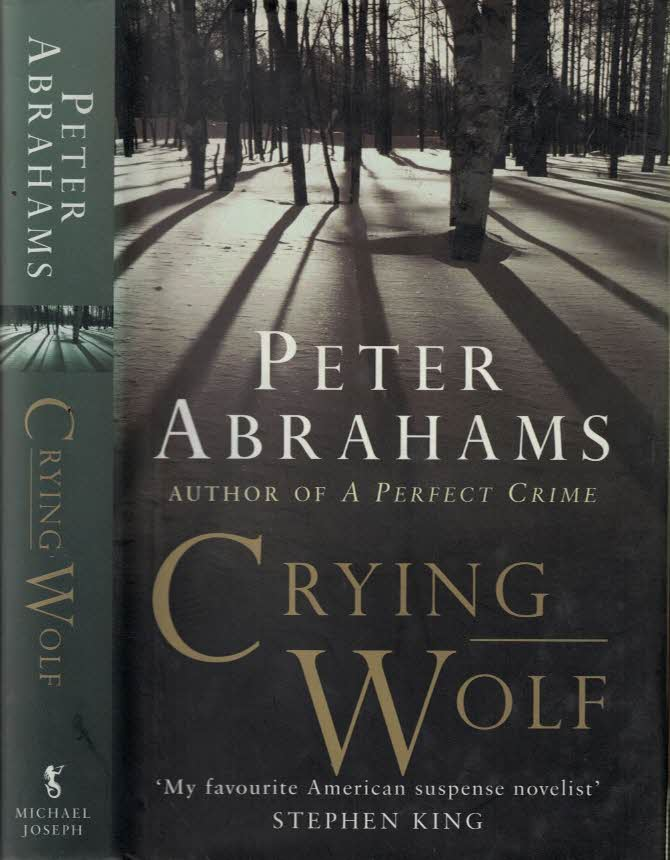 ABRAHAMS, PETER - Crying Wolf