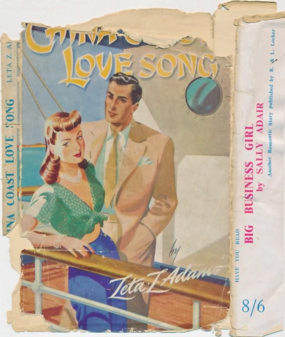 ADAMS, LETA Z - China Coast Love Song