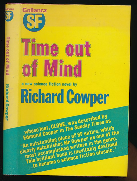COWPER, RICHARD - Time out of Mind