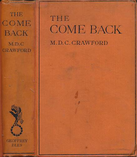 CRAWFORD, M D C - The Come Back