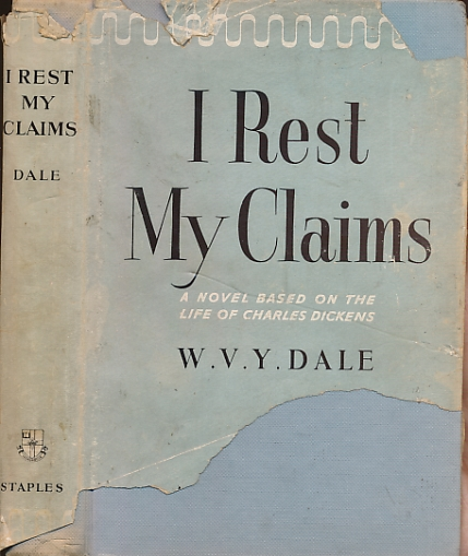 DALE, W V Y - I Rest My Claims