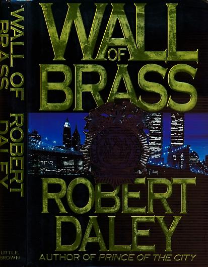 DALEY, ROBERT - Wall of Brass