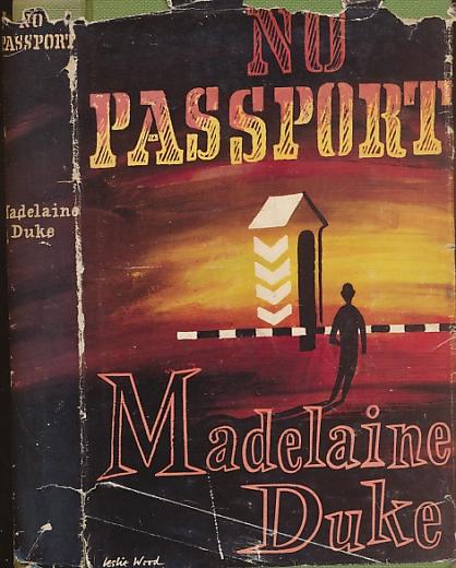 DUKE, MADELAINE - No Passport