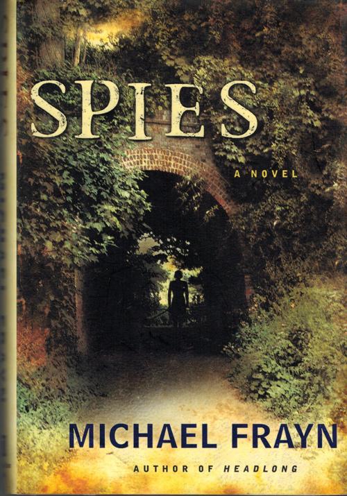 spies by michael frayn essay