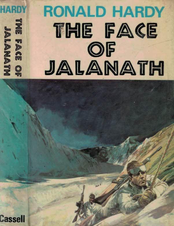 HARDY, RONALD - The Face of Jalanath
