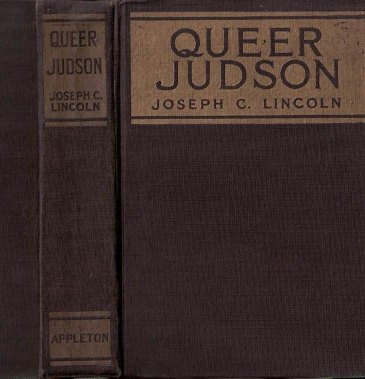 LINCOLN, JOSEPH C - Queer Judson