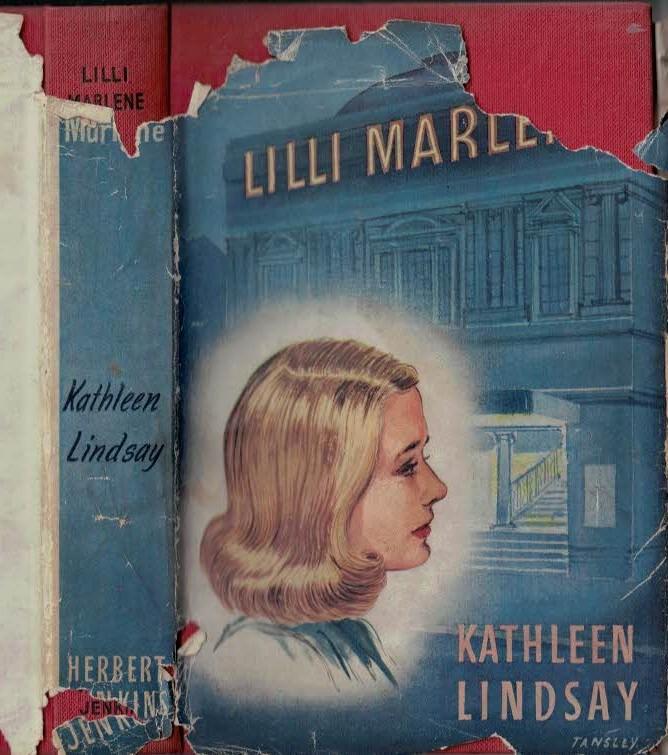 LINDSAY, KATHLEEN - LILLI Marlene
