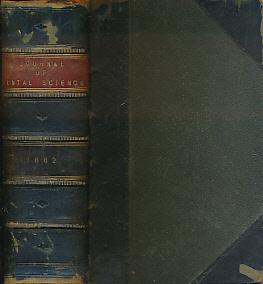 EDITOR - The British Journal of Dental Science. Volume XXV. January - December, 1882