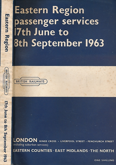 Barter Books : Hammond, J R [ed ] : British Rail Time Table, June