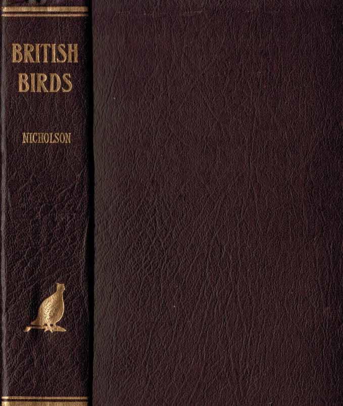 NICHOLSON, E M; ALEXANDER, W B; BOYD, A W; FERGUSON-LEES, I J; HOLLOM, P A D; TICEHURST, N F [EDS.] - British Birds Monthly Journal. Volume 51. 1958
