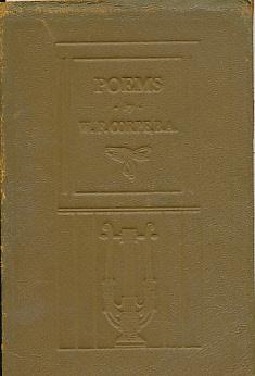 CORPE, WILLIAM FREDERICK - Poems of W.F. Corpe, B. A