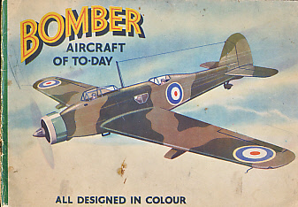 EDITOR - Bomber Aircraft of to-Day [Today]