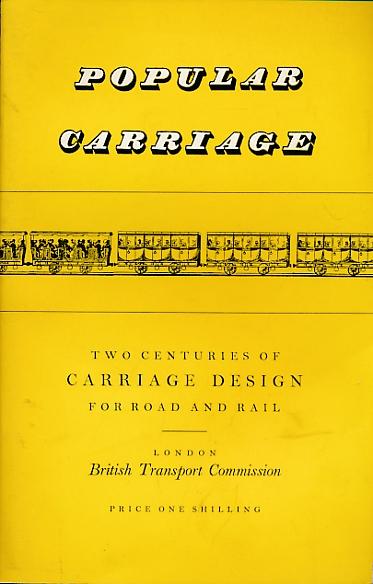 ELLIS, C HAMILTON - Popular Carriage