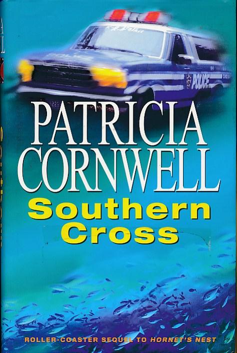 CORNWELL, PATRICIA - Southern Cross [Andy Brazil]