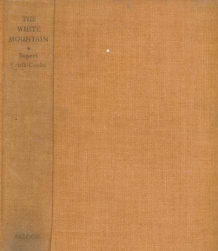 CROFT-COOKE, RUPERT - The White Mountain [Cosmopolis]