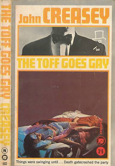 CREASEY, JOHN - The Toff Goes Gay