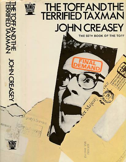 CREASEY, JOHN - The Toff and the Terrified Taxman