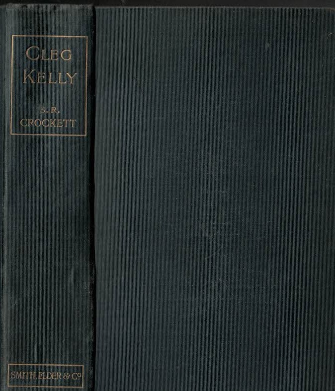 CROCKETT, S R - Cleg Kelly