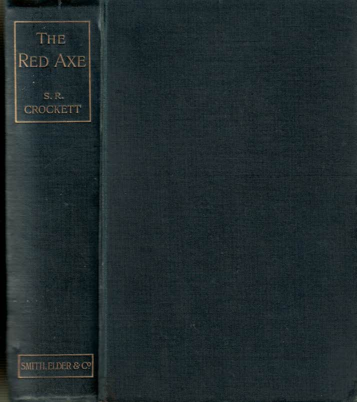 CROCKETT, S R - The Red Axe