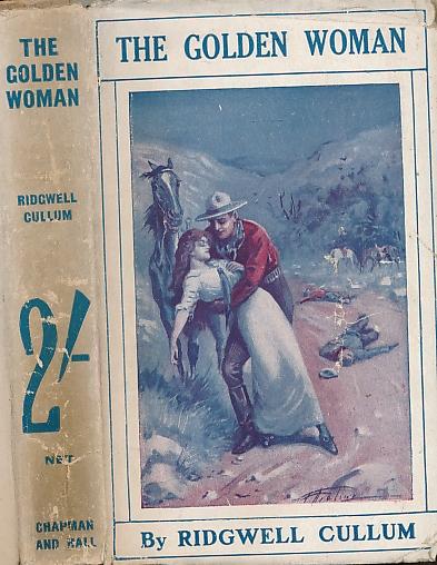 CULLUM, RIDGWELL - The Golden Woman