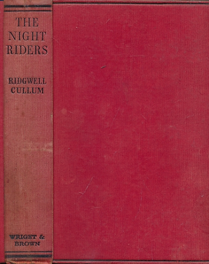 CULLUM, RIDGWELL - The Night Riders