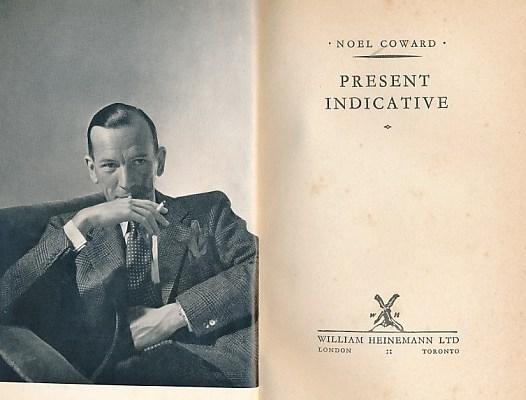 COWARD, NOEL - Present Indicative