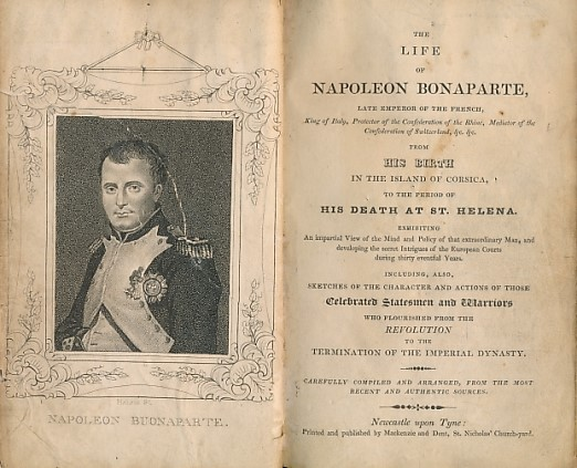 a biography of the little corsican napoleon bonaparte Joseph bonaparte facts: the french statesman joseph bonaparte (1768-1844), older brother of napoleon i, was king of naples from 1806 to 1808 and king of spain from 1808 to 1813.