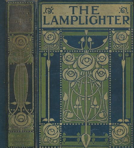 CUMMINS, MARIA SUSANNA - The Lamplighter. Blackie Edition