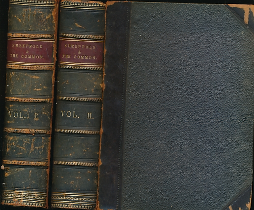 [EAST, TIMOTHY] - The Sheepfold and the Common: Or, Within and without [the Evangelical Rambler]. 2 Volume Set