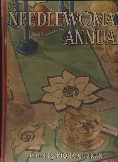 CURRAN, MONA [ED.] - The Needlewoman Annual