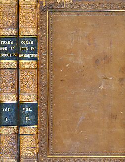 COXE, WILLIAM - An Historical Tour in Monmouthshire. Two Volume Set