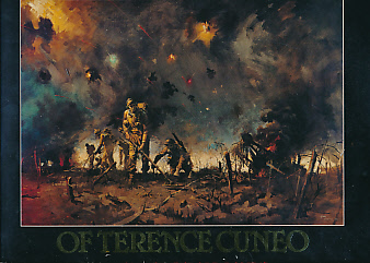 CUNEO, TERENCE; LANDY GERALD - The Military Paintings of Terence Cuneo