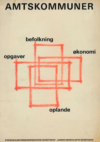 EDITOR - Amtskommuner - Befolkning, Opgaver, Okonomi, Oplande