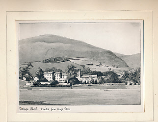 [HOLMAN, E M] - Sedbergh School. Collection of Six Plates