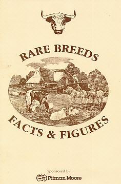 EDITOR - Rare Breeds Facts & Figures