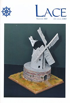 EDITOR - The Lacemaker. The Quarterly Magazine of the Lacemakers' Circle. December 1990 - March 2005. 70 Copies. [Issues 9, 11-12; 25-92. ]