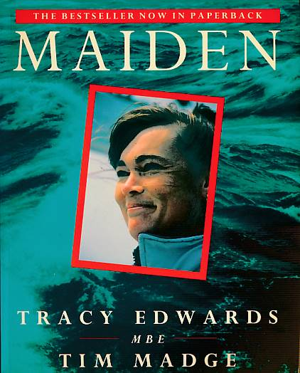 EDWARDS, TRACY; MADGE, TIM - Maiden. Signed Copy