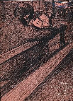 CRAUZAT, E DE; MARX, ROGER [PREFACE] - L'Oeuvre Grave Et Lithographie de Steinlen