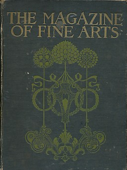 EDITOR - The Magazine of Fine Arts. Volume Two. May 1906-August 1906