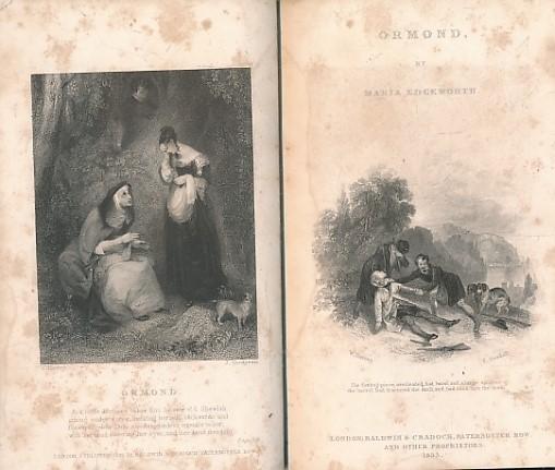 EDGEWORTH, MARIA - Ormond